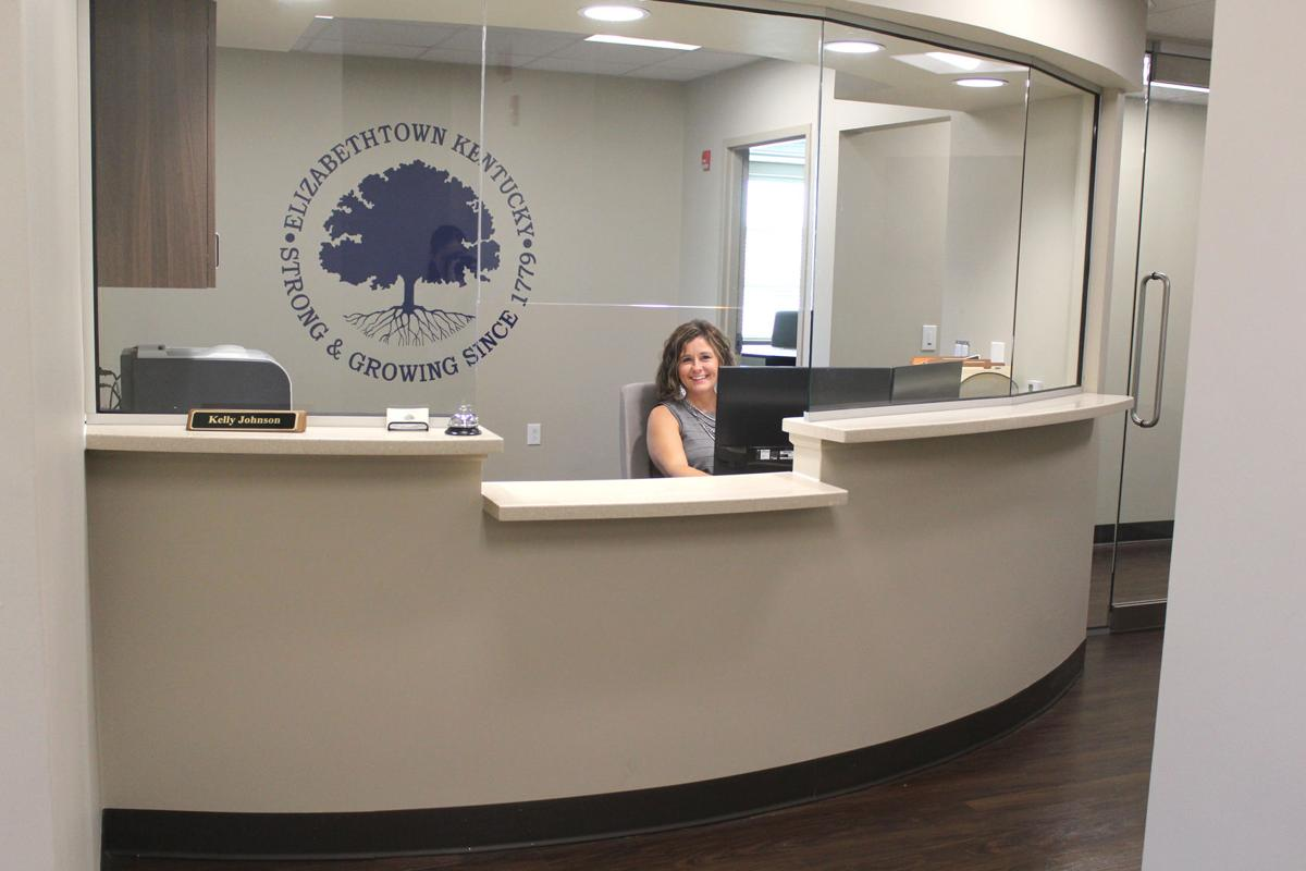 E'town City Hall's $1.9 million renovation nearly complete