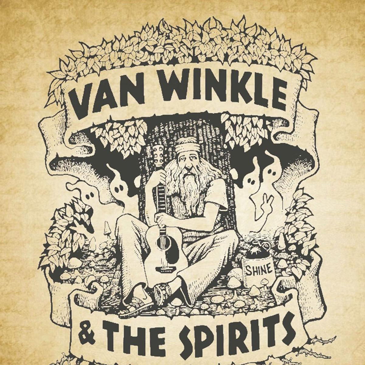 Van Winkle & the Spirits release debut album