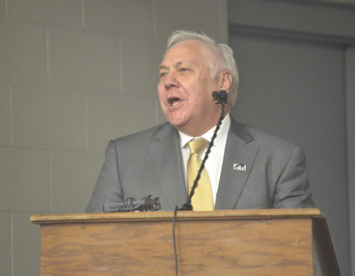 ECTC touts University Center at chamber luncheon