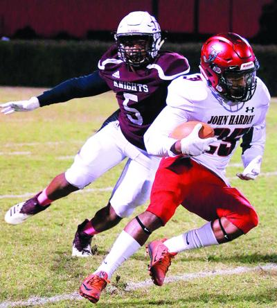 PREP FOOTBALL PLAYOFFS: Bulldogs eye rematch with run-happy Spencer Co.