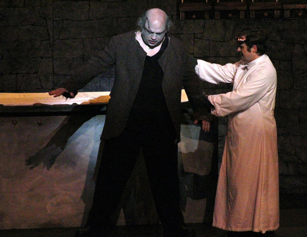 Expect a jolt of laughter with 'Young Frankenstein'