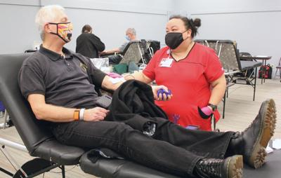 Red Cross in need of healthy donors