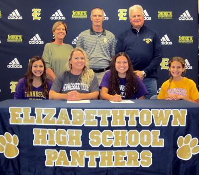 GIRLS' PREP SOCCER: E'town's Garcia inks with Tennessee Tech