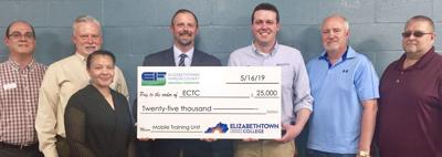 $25,000 for training