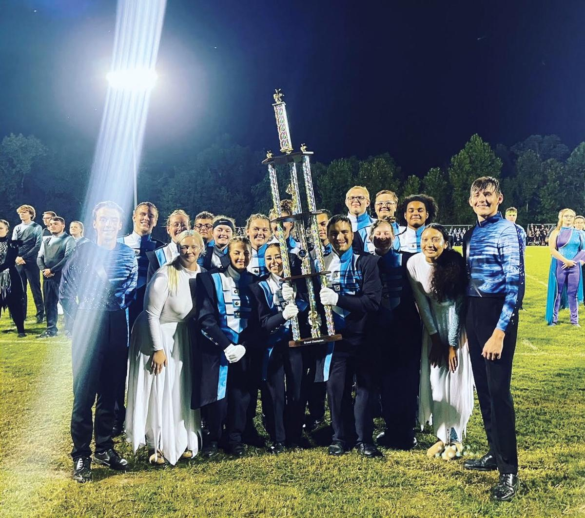 School bands return with regular season after COVID delays
