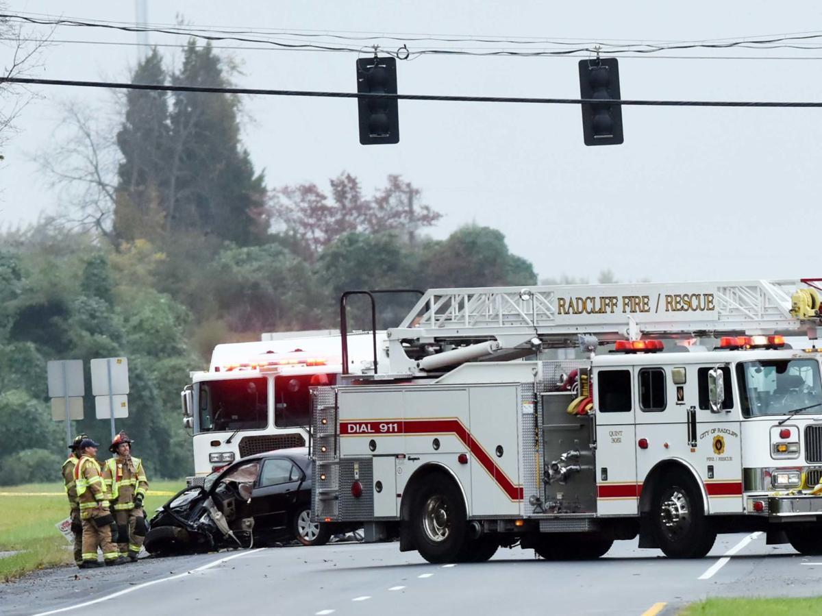 Vine Grove woman killed in two-car crash | Local News ...