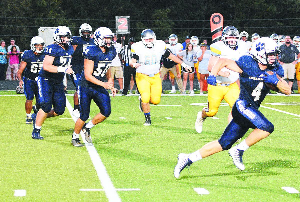 PREP FOOTBALL: Panthers face test against Green Wave