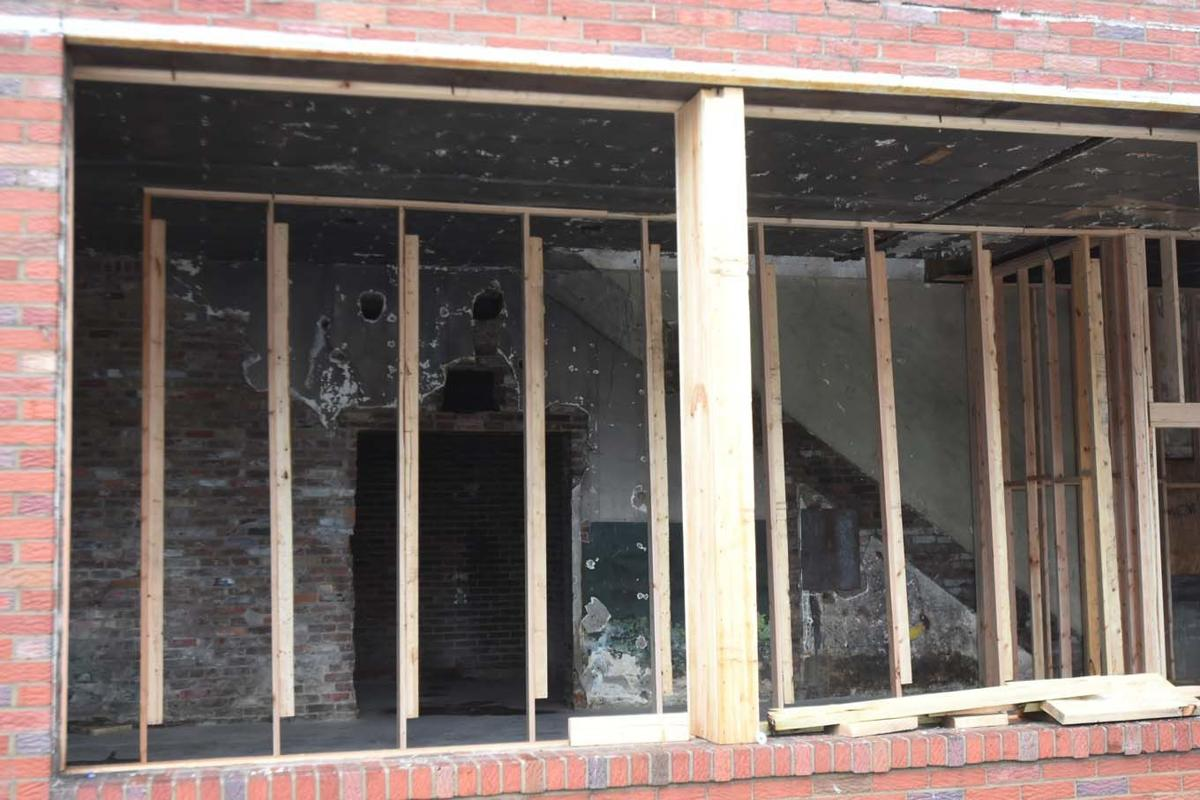 Remodeling while reclaiming the past