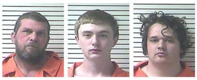 Three Charged In Residential Burglary Local News Thenewsenterprise Com
