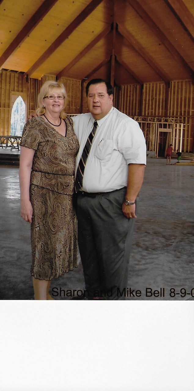 Scholarship named in honor of Mike and Sharon Bell