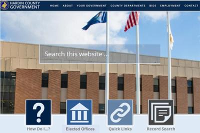 Hardin County government introduces new website | Local News