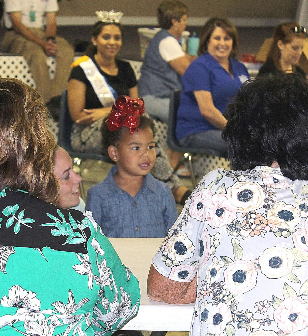 Pageant experience available for youngest fairgoers
