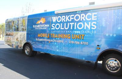 ECTC offering Mobile Information Station