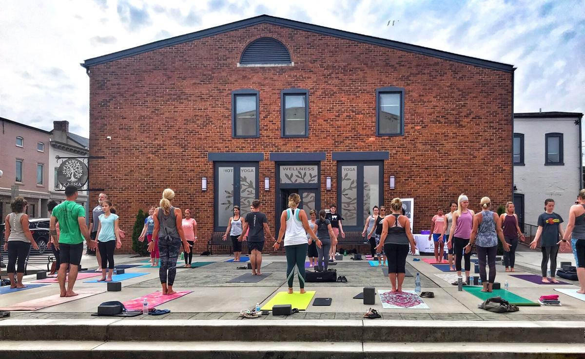 Yoga expanding its reach throughout Hardin County