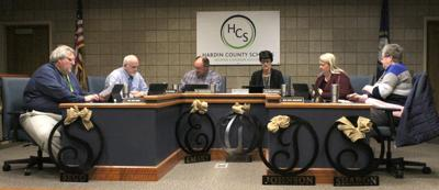 Bus stop concerns presented at board meeting