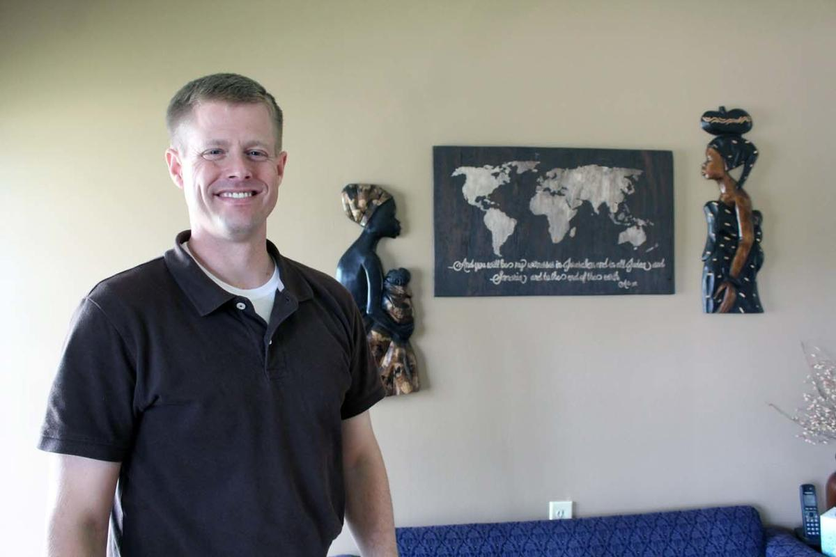 Hardships in Iraq convinced Carl to pursue career in church leadership