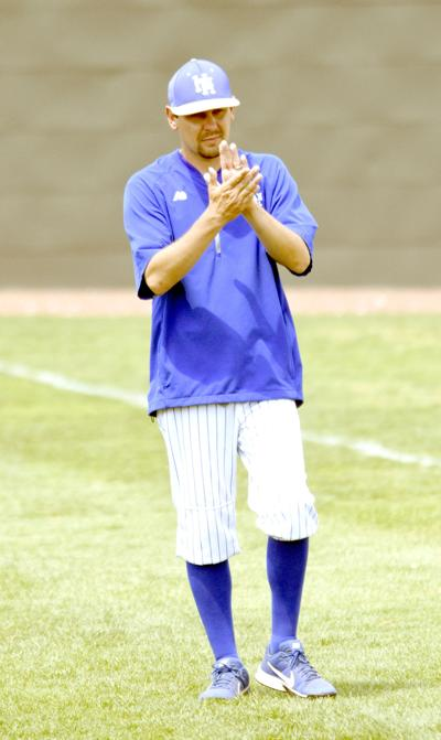 BASEBALL COACH OF THE YEAR: Adcock guided Trojans to 32 victories