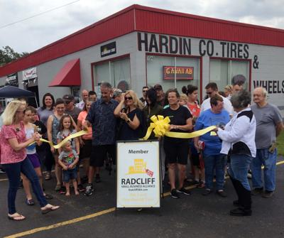 Hardin County Tire celebrates 5 years of business