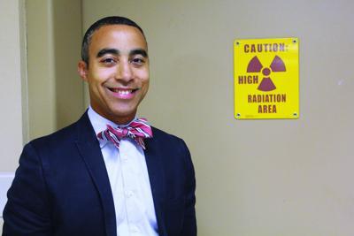 Bow-tie aficionado joins HMH Cancer Care Center
