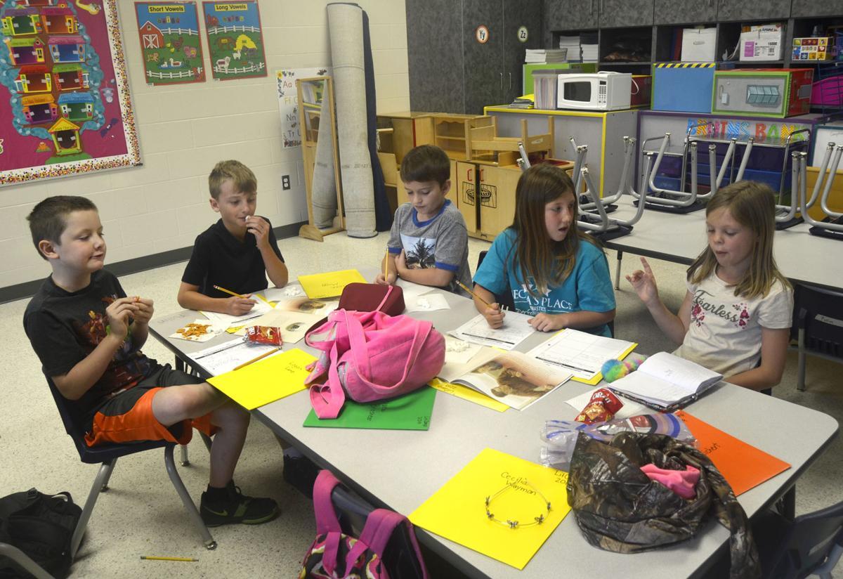 Schools begin literature camps for summer break