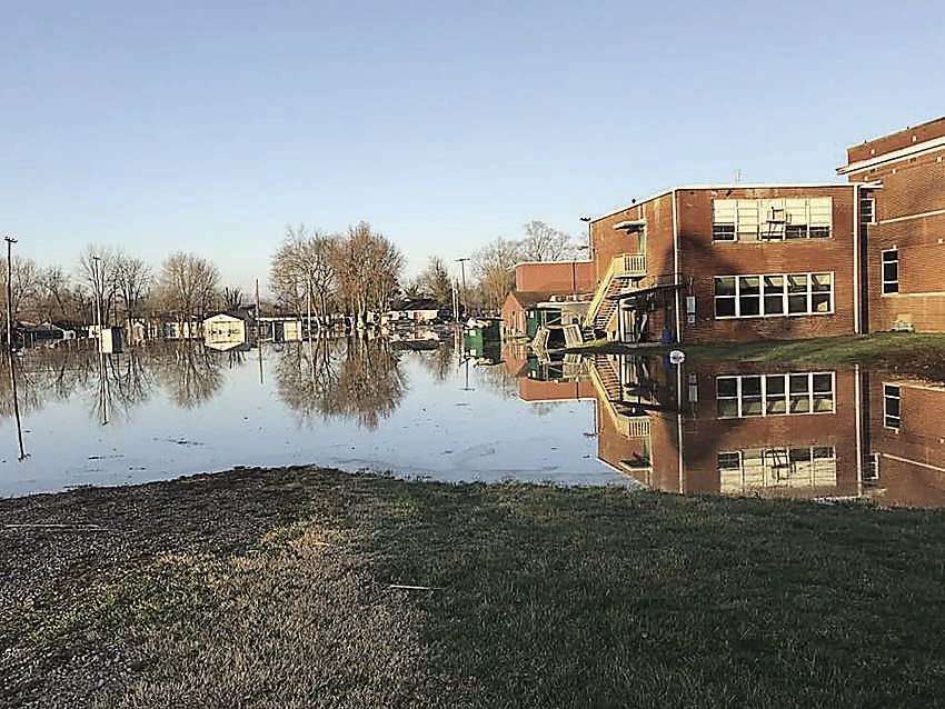 West Point School Doesnu0027t Flood