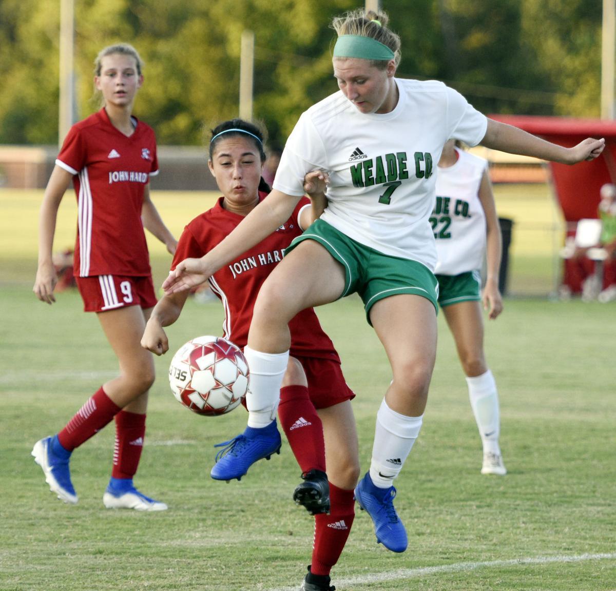 GIRLS' SOCCER: Lady Waves, Bulldogs finish 1-1