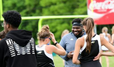 ALL-AREA TRACK BOYS' COACH OF THE YEAR: Fort Knox's Turner wins a close vote
