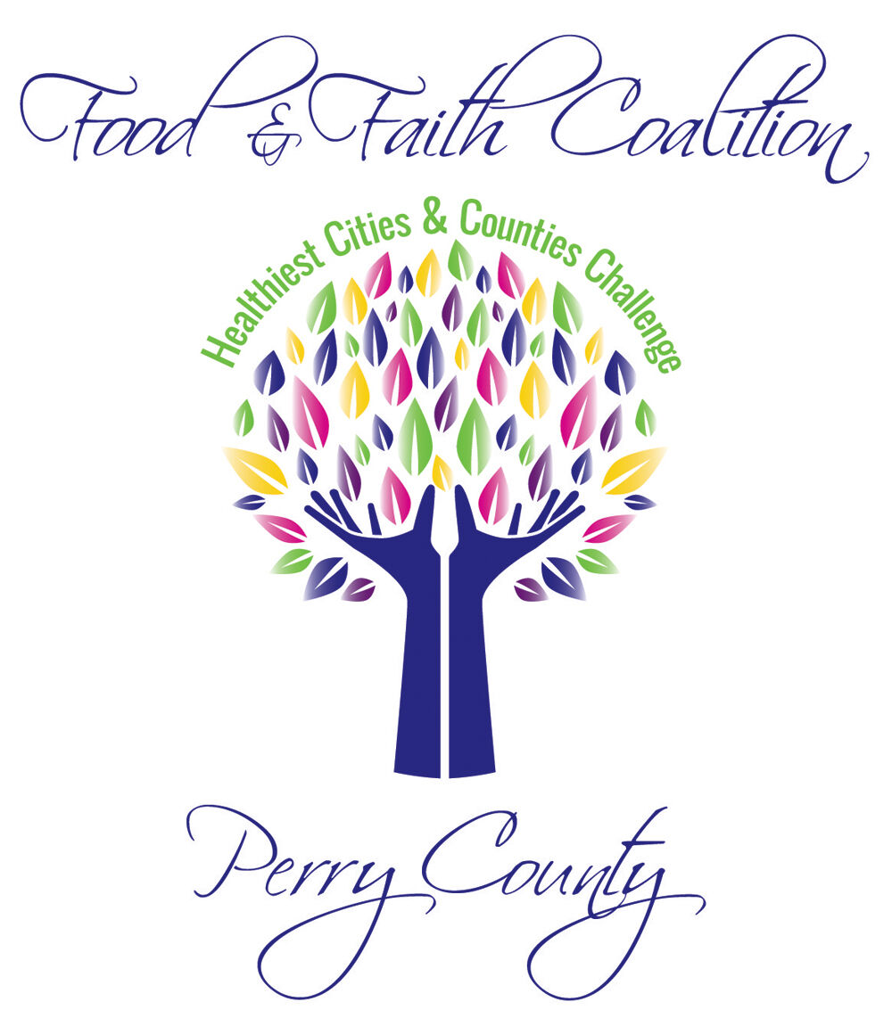 Glendale woman creates logo for Perry County healthy food project