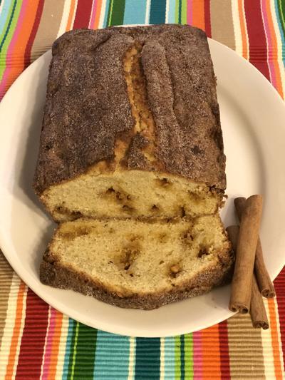 Snickerdoodle Bread is a slice of heaven
