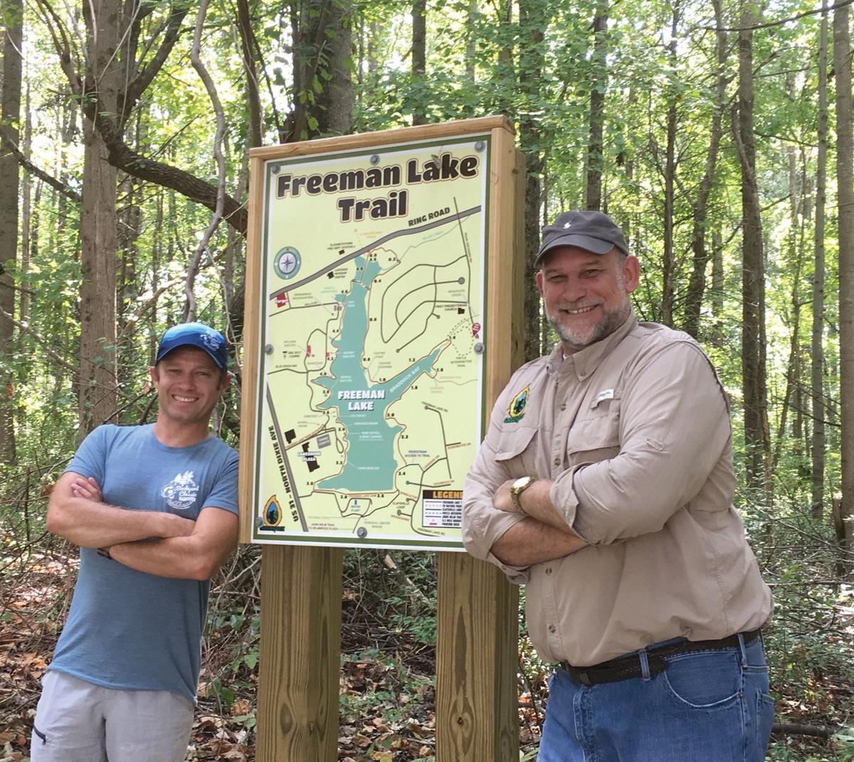Elizabethtown to become first Urban Trail Town