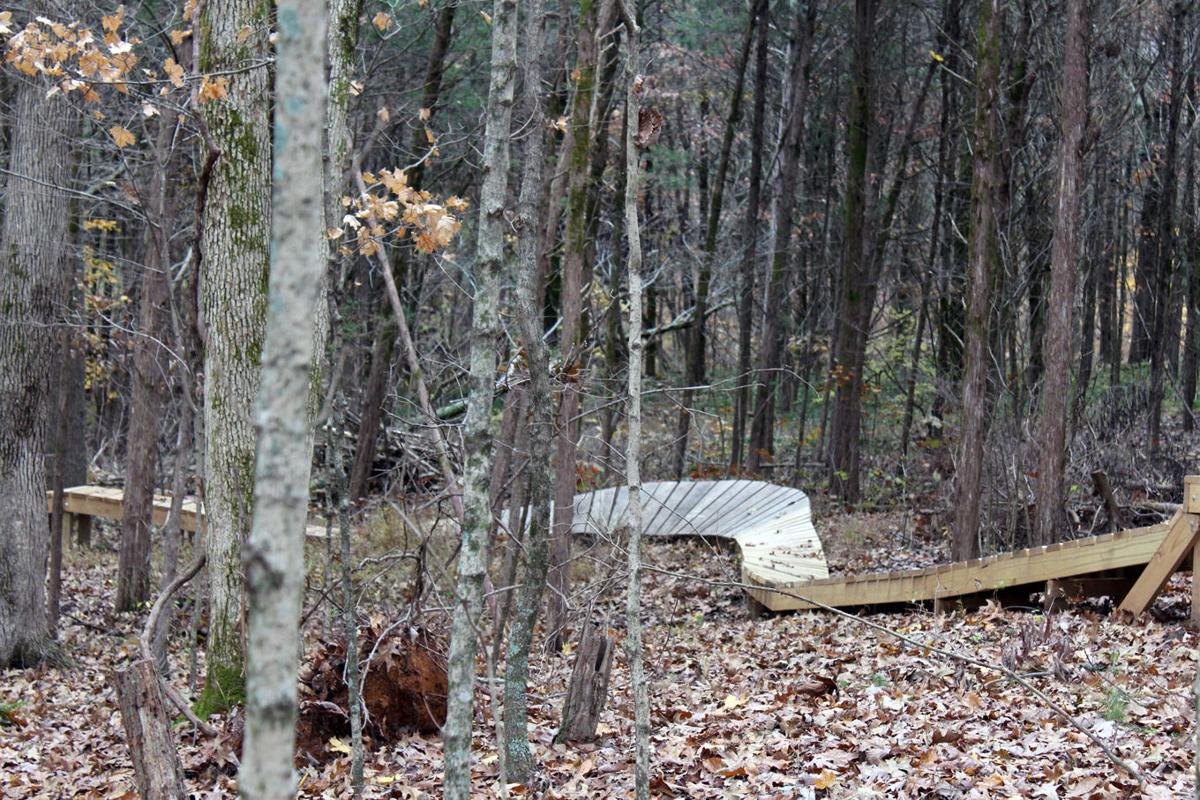Local nature preserve adds new features
