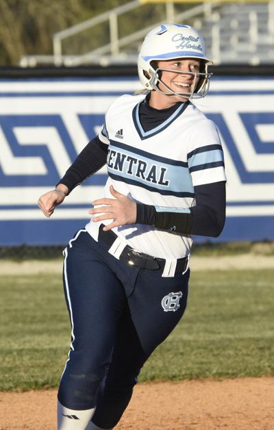 SOFTBALL PLAYER OF THE YEAR: Relaxed Beger takes top award