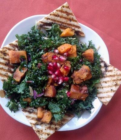 Need a new perspective? Eat a hearty salad
