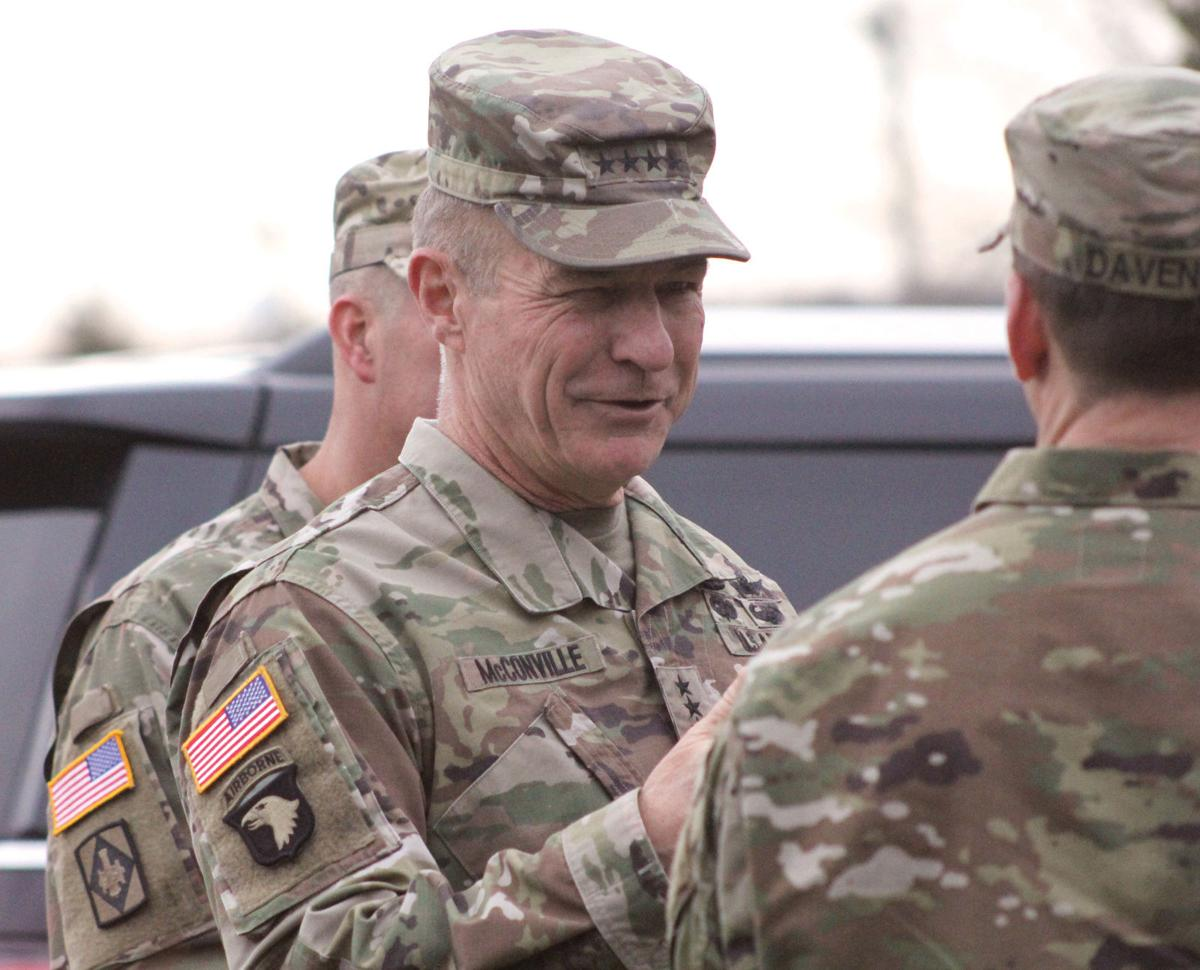Army leadership touts officer selection program