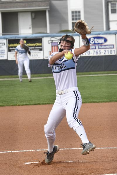 SOFTBALL PITCHER OF THE YEAR: Goedde goes 4-for-4 for Lady Bruins