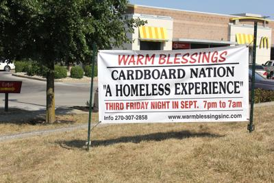 Warm Blessings' Cardboard Nation fundraiser set for this weekend