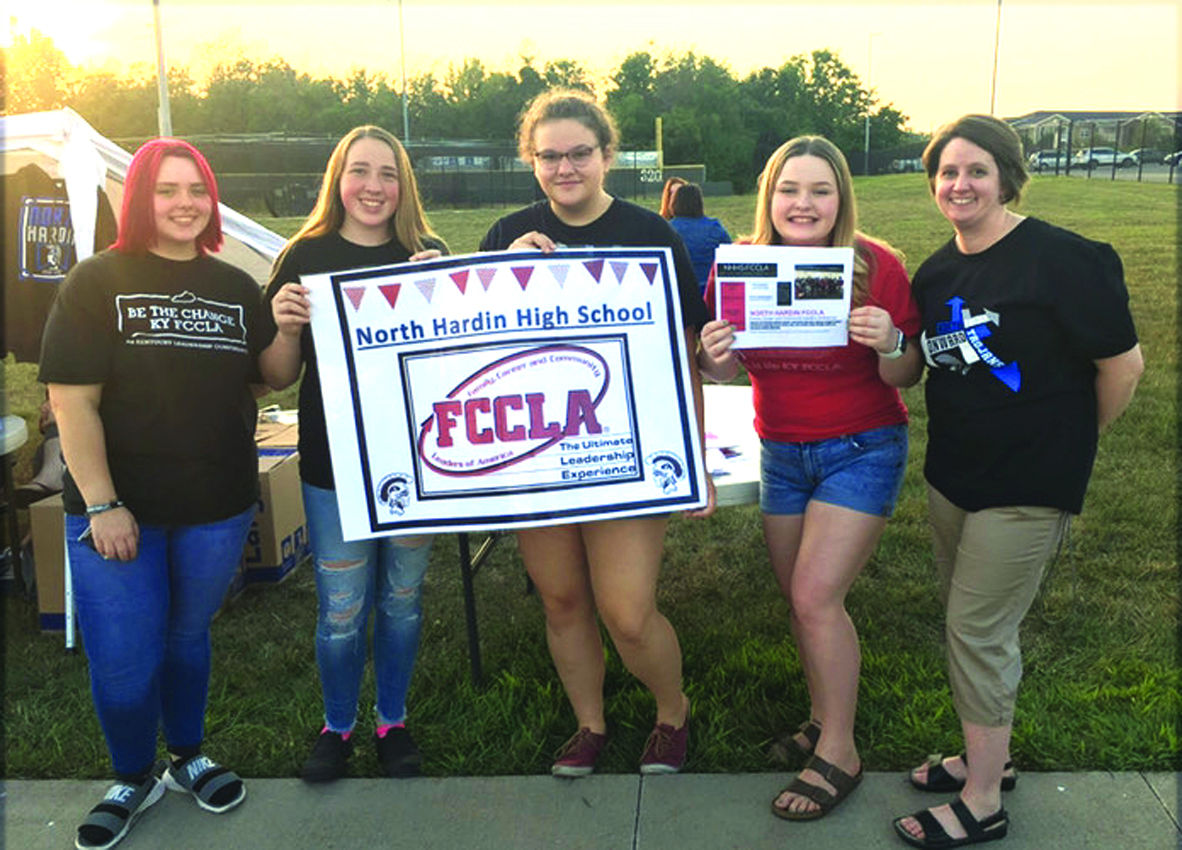 North Hardin teen wins state FCCLA office