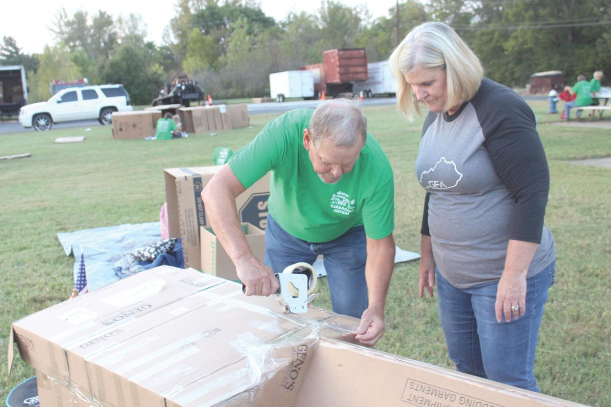 Cardboard Nation raises awareness of homelessness