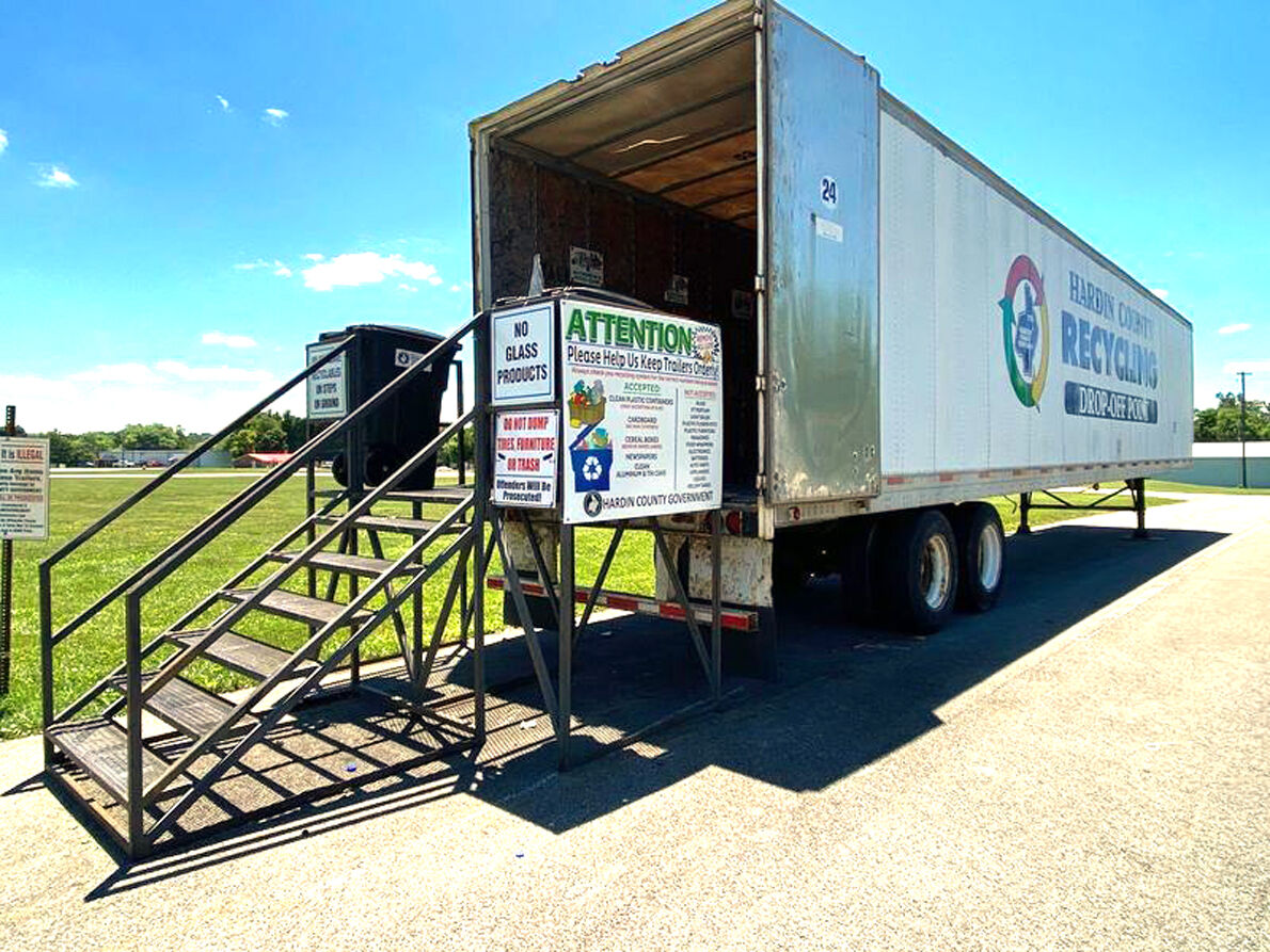 Recycling location seeks to be more accessible