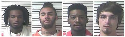 Four men charged in connection to Radcliff murder plead not guilty