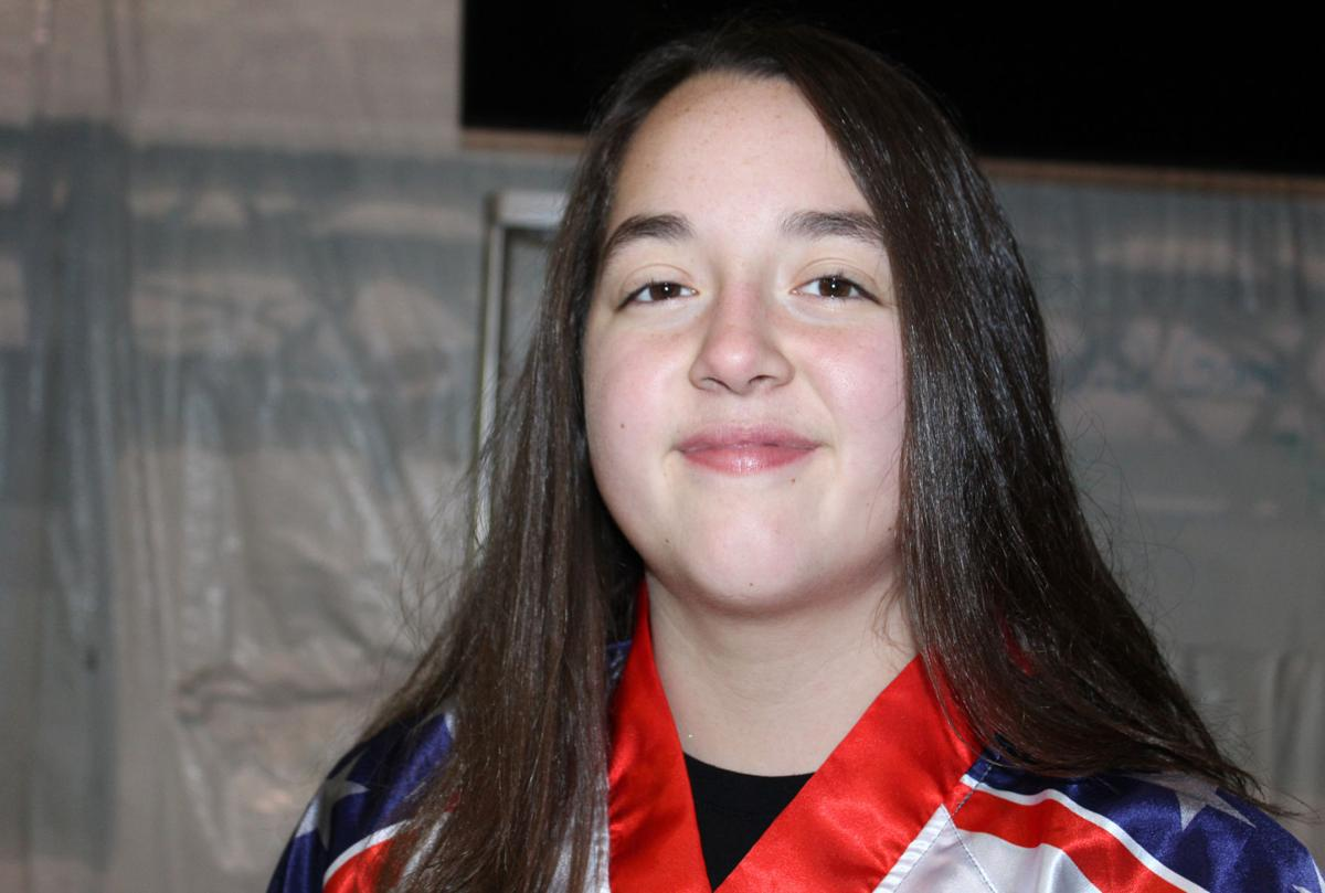 E'town teen goes for gold