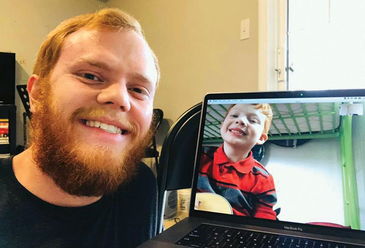 Local music instructors jam remotely