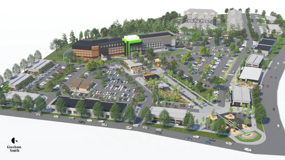 Radcliff gets detailed look at north-end Redmar project