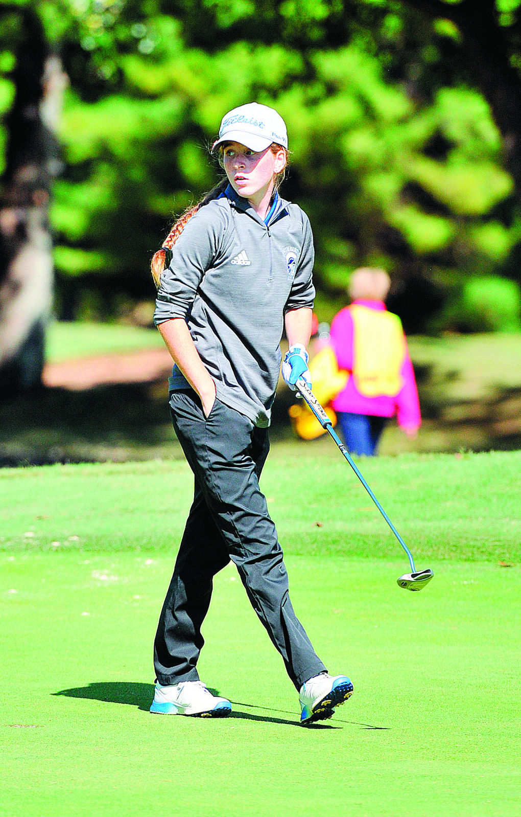 Girls' State Golf: North in third place, Scherer in fifth place after Day 1