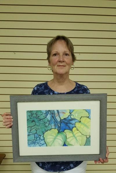Central Kentucky Art Guild names Matthews artist of the month
