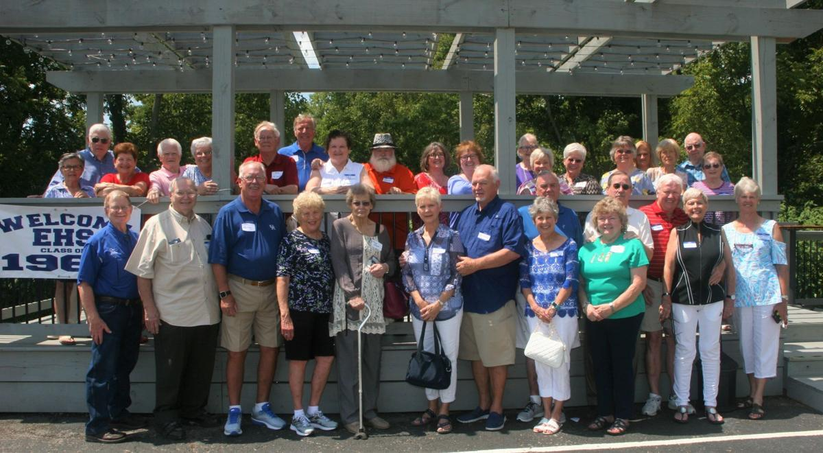 E'town High Class of 1960 members gather for 59th reunion