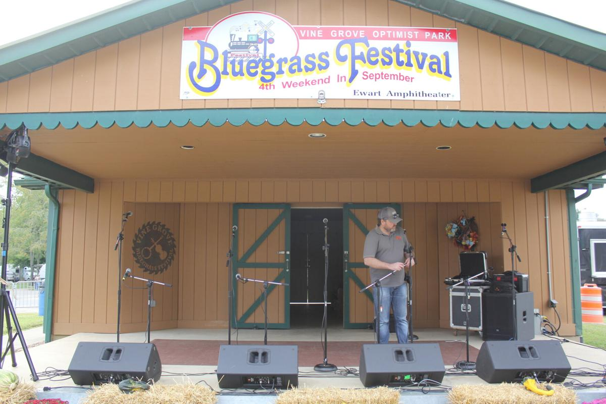 Bluegrass festival attracts music lovers from all-around