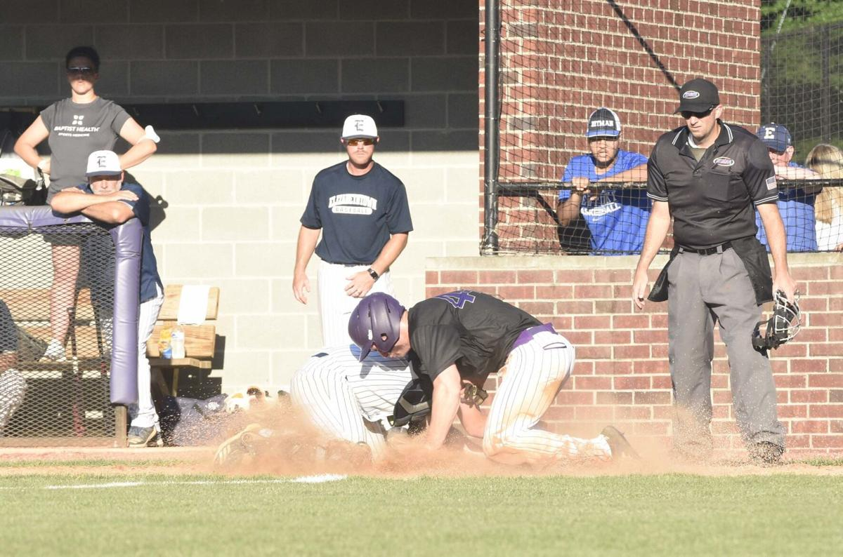 Parsons provides familiarity, reliability behind plate at state