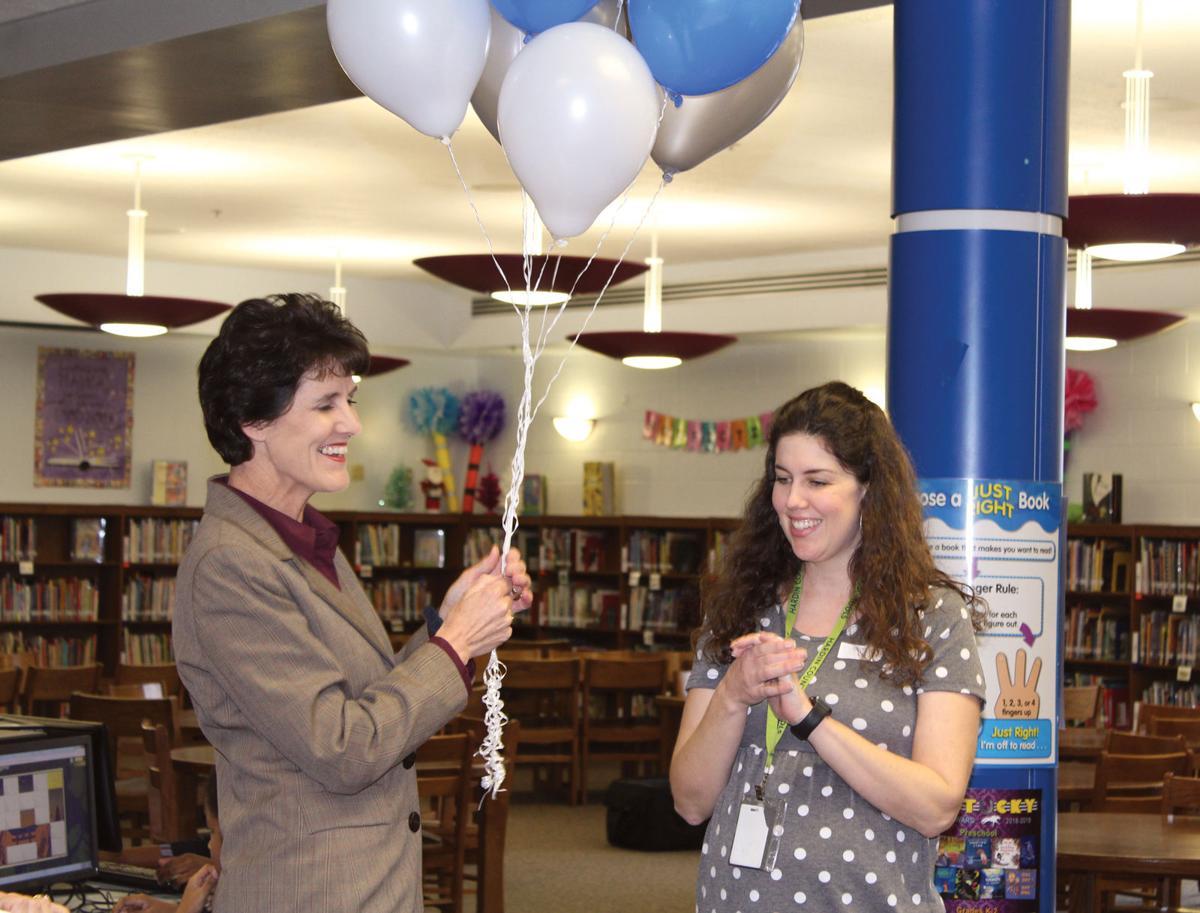 Woodland Elementary teacher receives grant