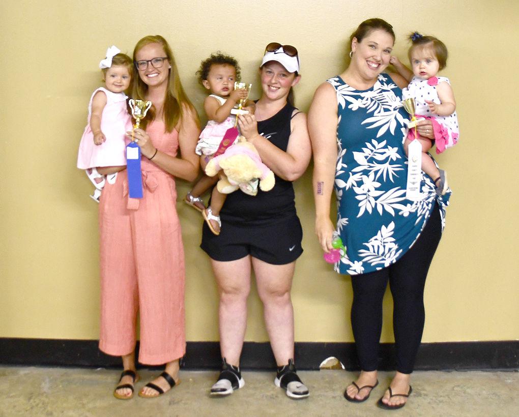 Fair- Baby Contest Division I